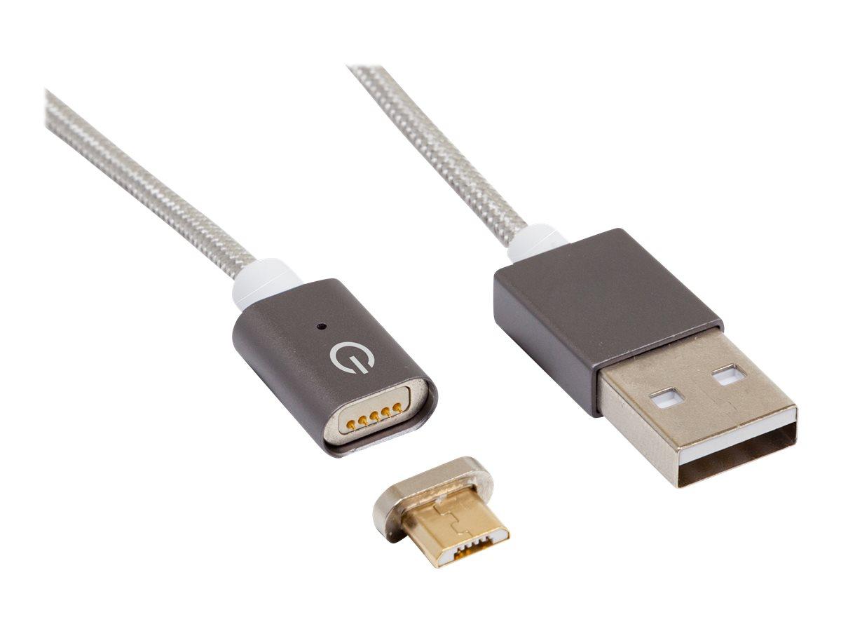Ultron RealPower Magnetic tablet M - USB-Kabel - USB (M)