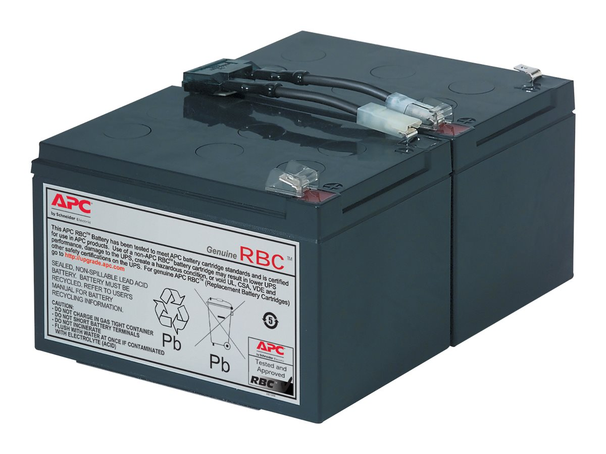 APC Replacement Battery Cartridge #6 - USV-Akku