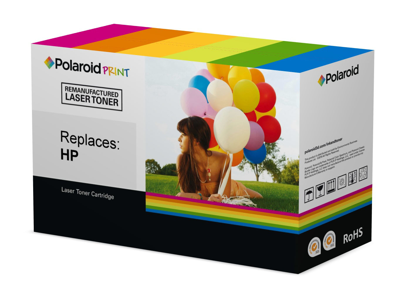 Polaroid Schwarz - kompatibel - Tonerpatrone