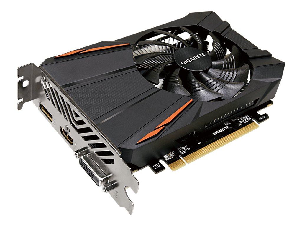 Gigabyte Radeon RX 560 OC 4G (rev. 2.0)