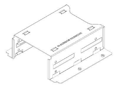 """Supermicro Gehäuse für Speicherlaufwerke - 2.5"""" (6.4 cm)"""