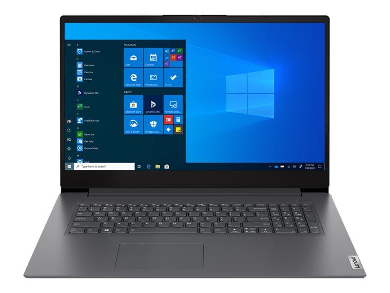 "Lenovo V17 G2 ITL 82NX - Core i5 1135G7 / 2.4 GHz - Win 10 Home 64-Bit - 8 GB RAM - 256 GB SSD NVMe - 43.9 cm (17.3"")"