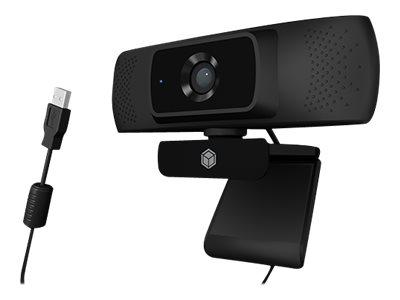 ICY BOX ICY BOX IB-CAM301-HD - Webcam - Farbe