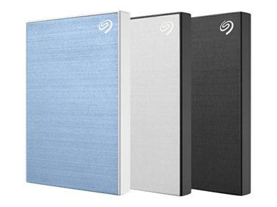 Seagate Backup Plus Slim STHN2000402 - Festplatte - 2 TB - extern (tragbar)