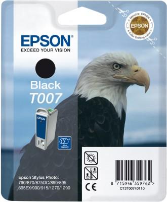 Epson T007 - Druckerpatrone - 1 x Schwarz