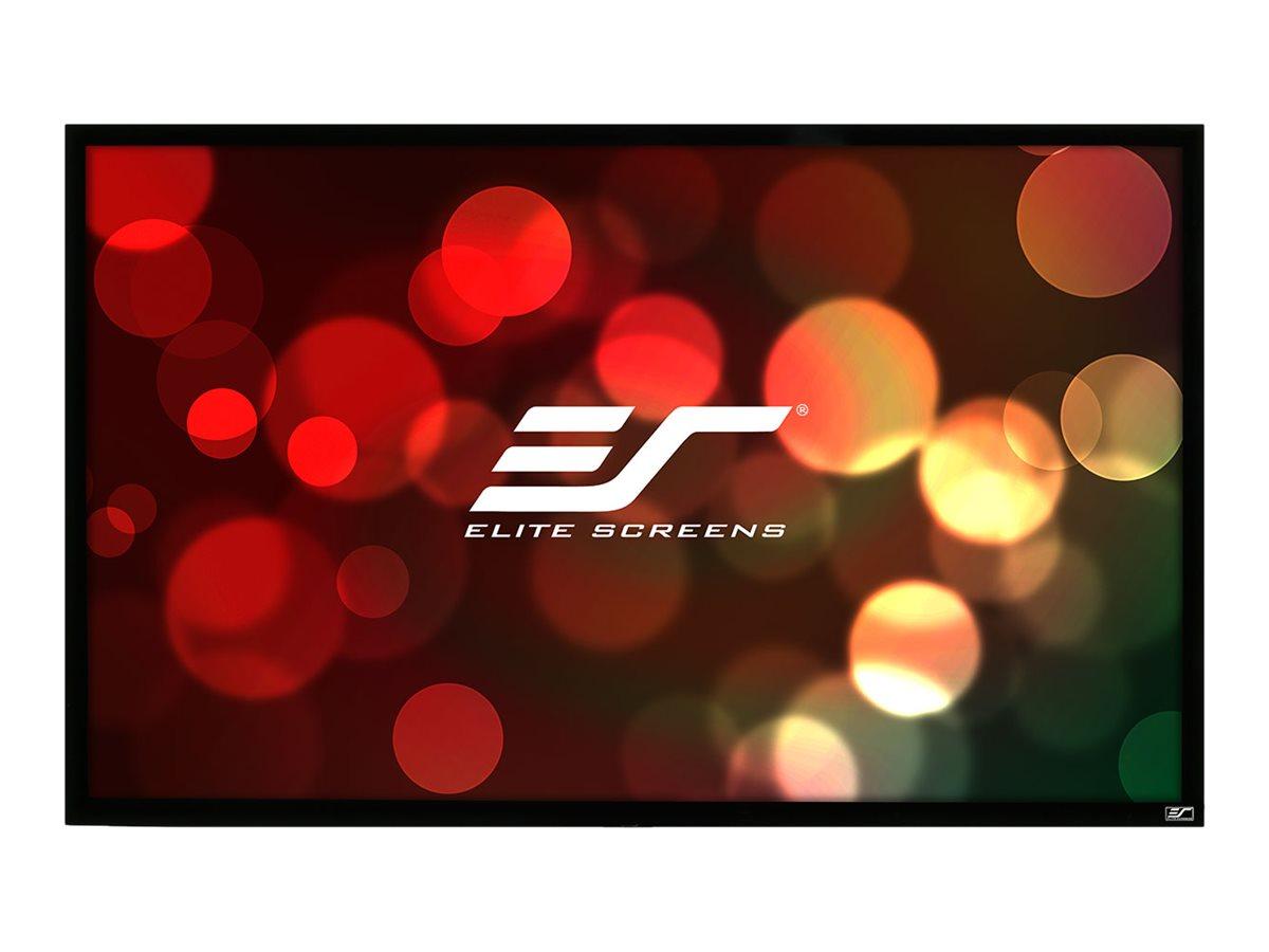 "Elite Screens ezFrame Series R84WH1 - Leinwand - geeignet für Wandmontage - 213 cm (84"")"