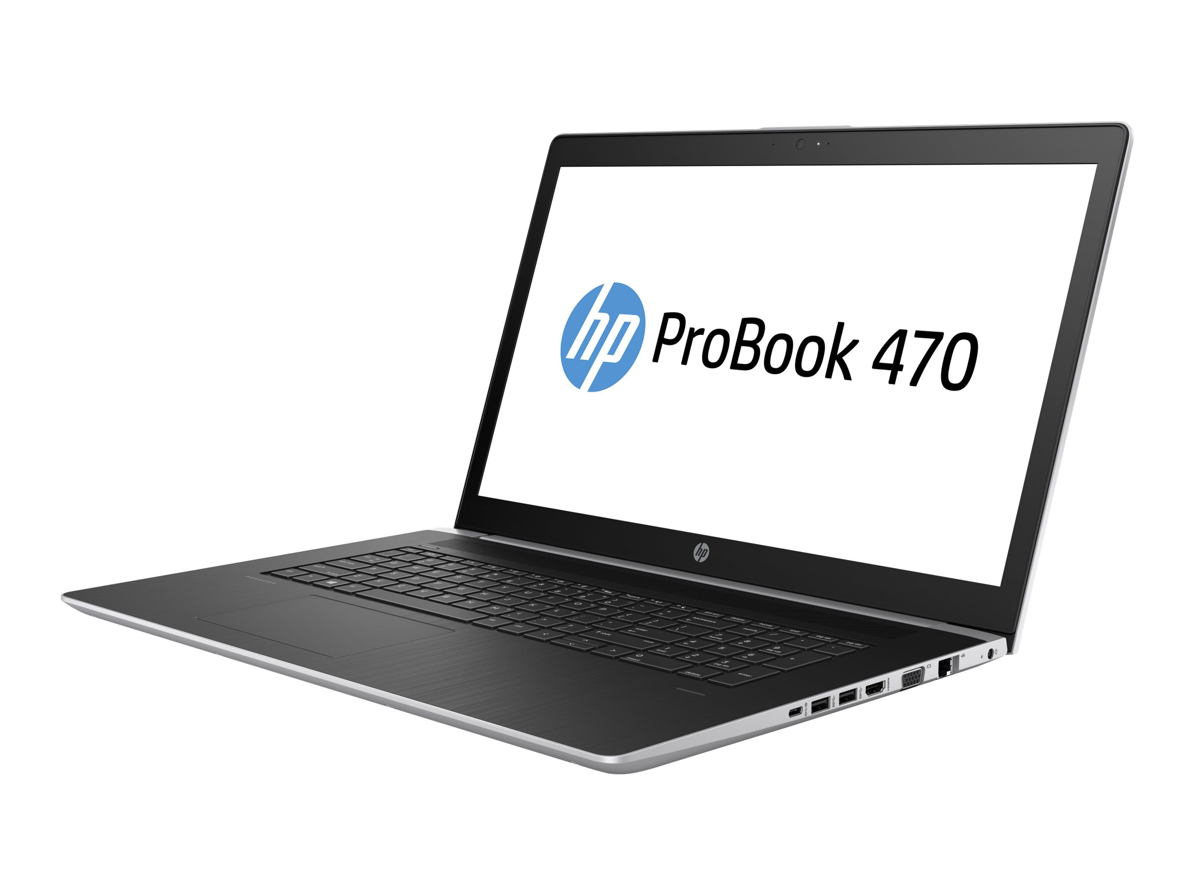 HP ProBook 470 G5 Silber Notebook 43,9 cm (17.3 Zoll) 1920 x 1080 Pixel 1,60 GHz Intel? Core i5 der achten Generation i5