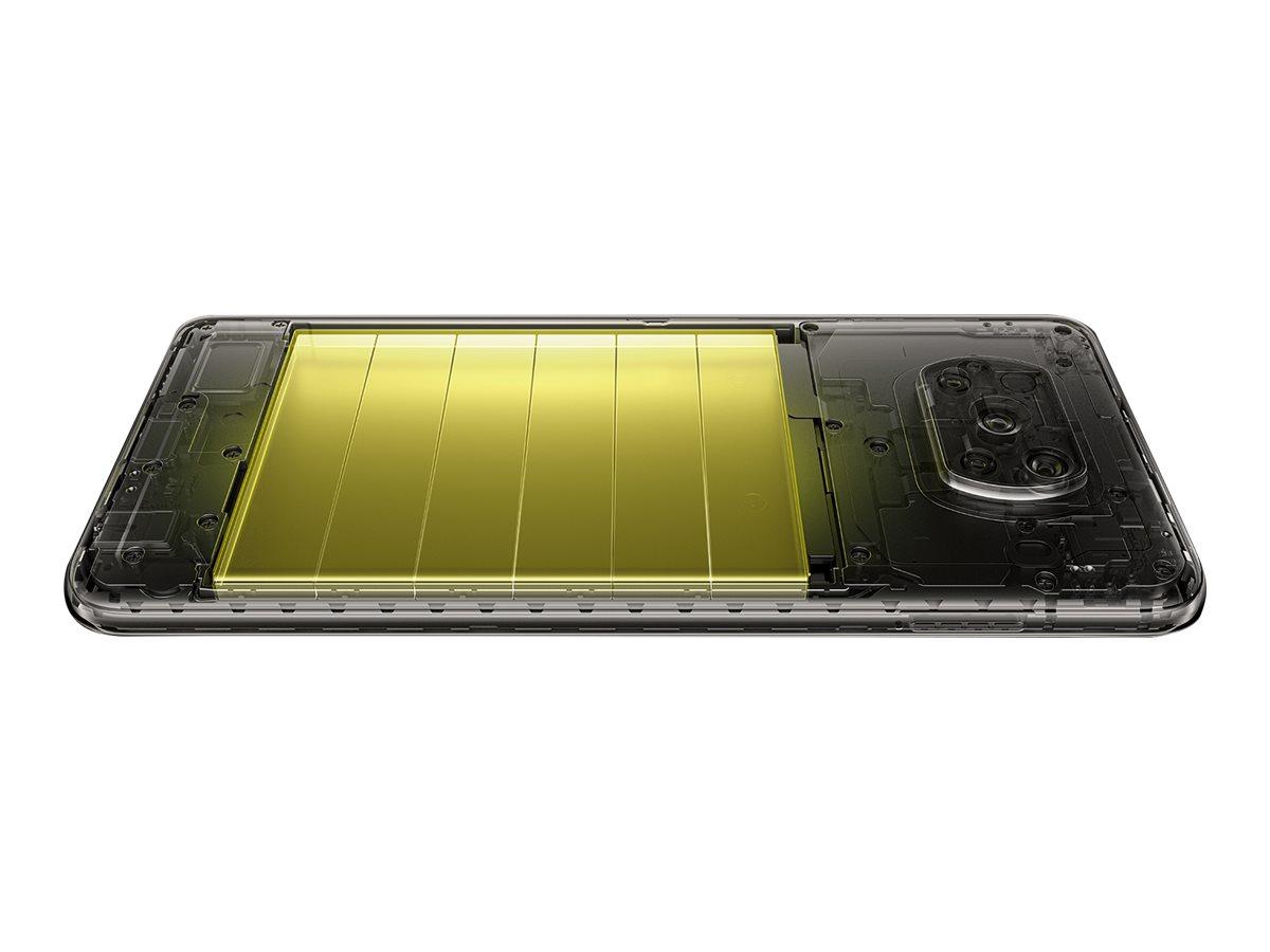"Xiaomi POCO X3 Pro - Smartphone - Dual-SIM - 4G LTE - 128 GB - microSD slot - 6.67"" - 2400 x 1080 Pixel (395 ppi (Pixel pro Zoll))"