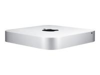 Mac mini 1GHz i5-4260U Nettop Silber Mini-PC