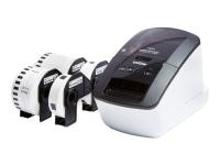 QL-710WSP - Etikettendrucker - Thermopapier