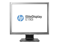 EliteDisplay E190i 18.9Zoll IPS Silber Computerbildschirm
