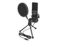 USB Condenser Microphone Set for Podcasting, Gaming and Vocals - Mikrofon - USB