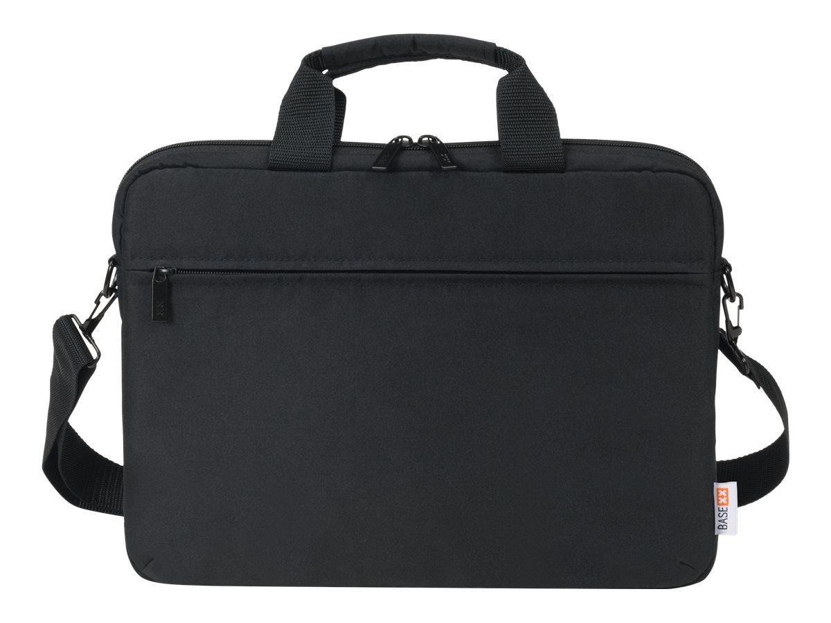 "Dicota BASE XX Slim - Notebook-Tasche - 13"" - 14.1"