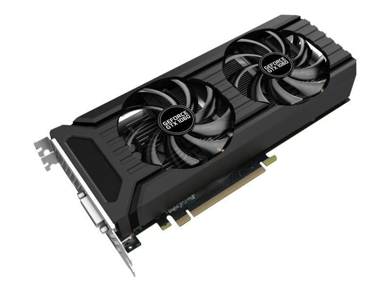 Palit GeForce GTX 10 Series GTX 1060 Dual