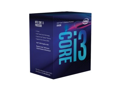 Intel Core i3 8300 - 3.7 GHz - 4 Kerne - 4 Threads