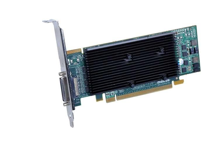 Matrox M9140-E512LAF M9140 0.5GB GDDR2 Grafikkarte