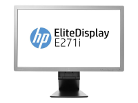 EliteDisplay E271i 27Zoll Full HD IPS Silber Computerbildschirm