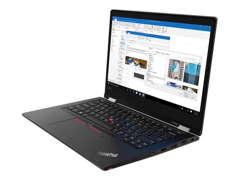 "Lenovo ThinkPad L13 Yoga Gen 2 20VK - Flip-Design - Core i5 1135G7 / 2.4 GHz - Win 10 Pro 64-Bit - 8 GB RAM - 256 GB SSD TCG Opal Encryption 2, NVMe - 33.8 cm (13.3"")"