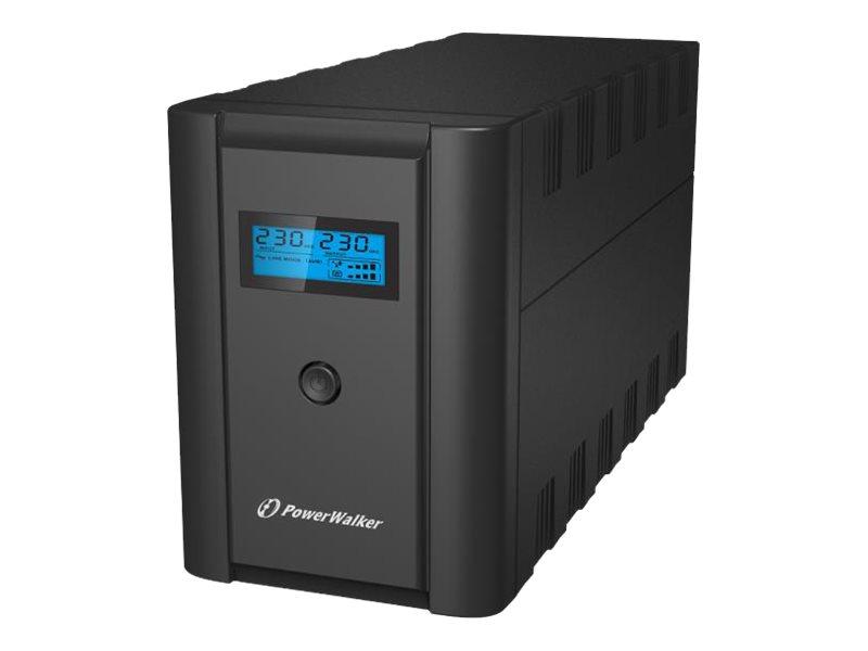 Bluewalker PowerWalker VI 2200 LCD/IEC - USV - Wechselstrom 230 V