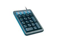 G84-4700 Numerische Tastatur USB Notebook / PC Schwarz