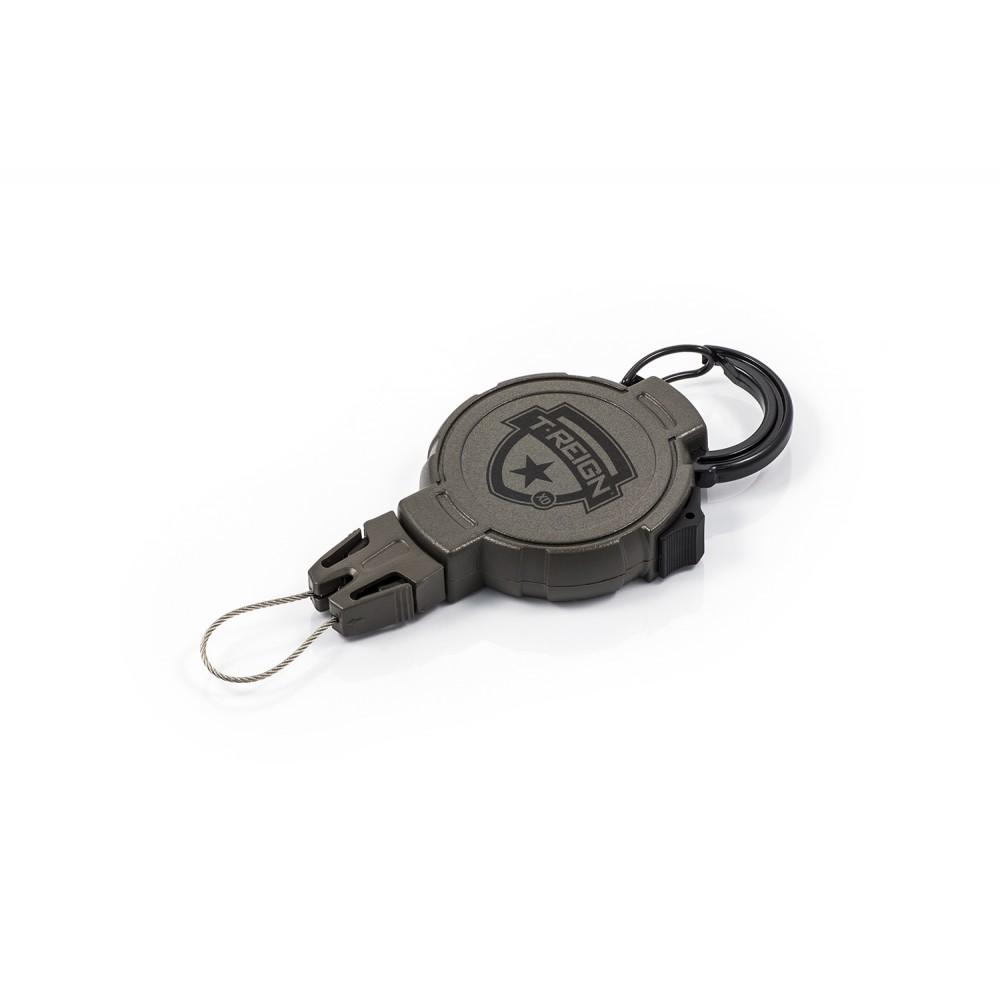 Rieffel TR-HXDCA - Key ring - Braun - Kunststoff