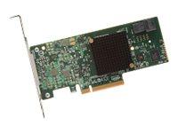BROADCOM MegaRAID SAS 9341-4i - Speichercontroller (RAID)