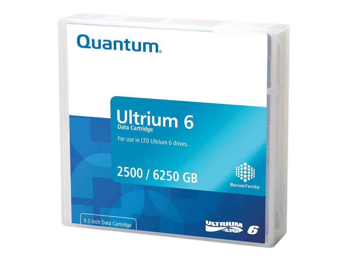 Quantum LTO Ultrium 6 - 2.5 TB / 6.25 TB