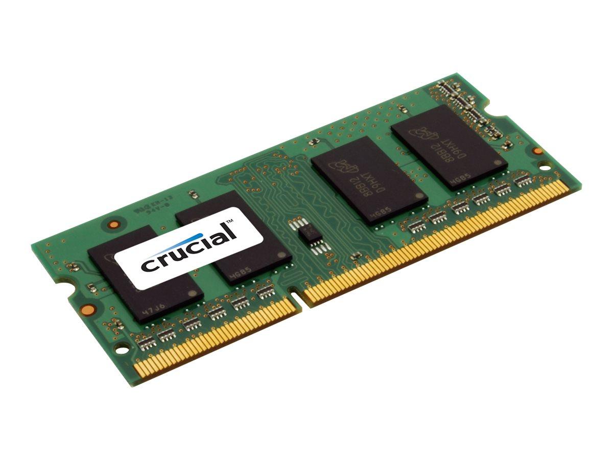 Crucial DDR3L - 8 GB - SO DIMM 204-PIN - 1600 MHz / PC3-12800