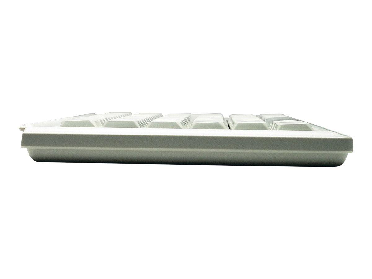 Cherry Compact-Keyboard G84-4400 - Tastatur - mit Trackball