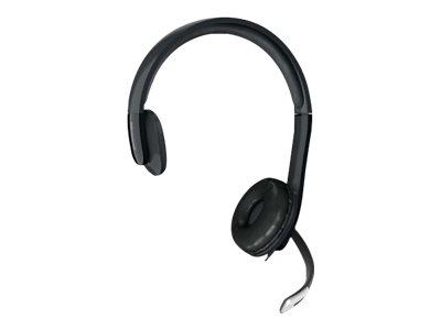 Microsoft - LifeChat LX-4000 for Business - Headset - kabelgebunden - USB