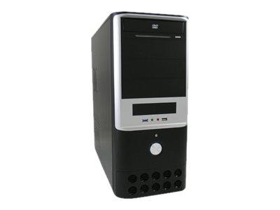 LC Power Classic 7005B - Tower - ATX 350 Watt (ATX12V 2.31)