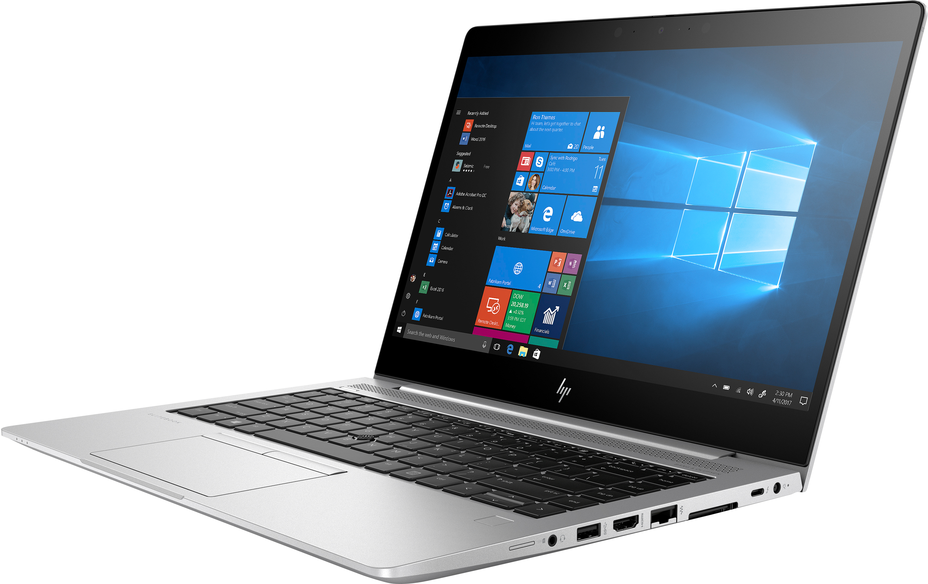 HP EliteBook 840 G6 - Core i7 8565U 1.8 GHz - Win 10 Pro 64-Bit - 16 GB RAM - 512 - Notebook - Core i7 Mobile