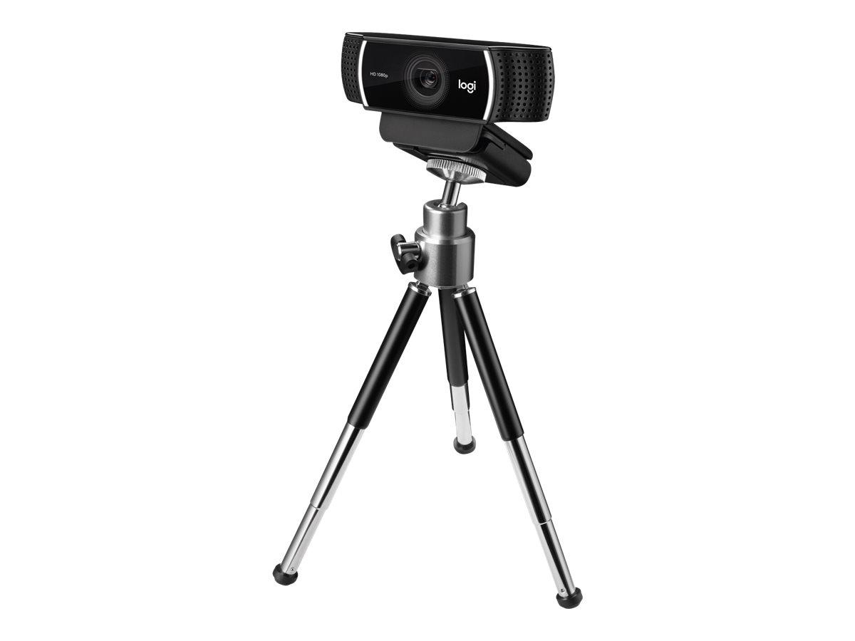 Logitech HD Pro Webcam C922 - Web-Kamera - Farbe