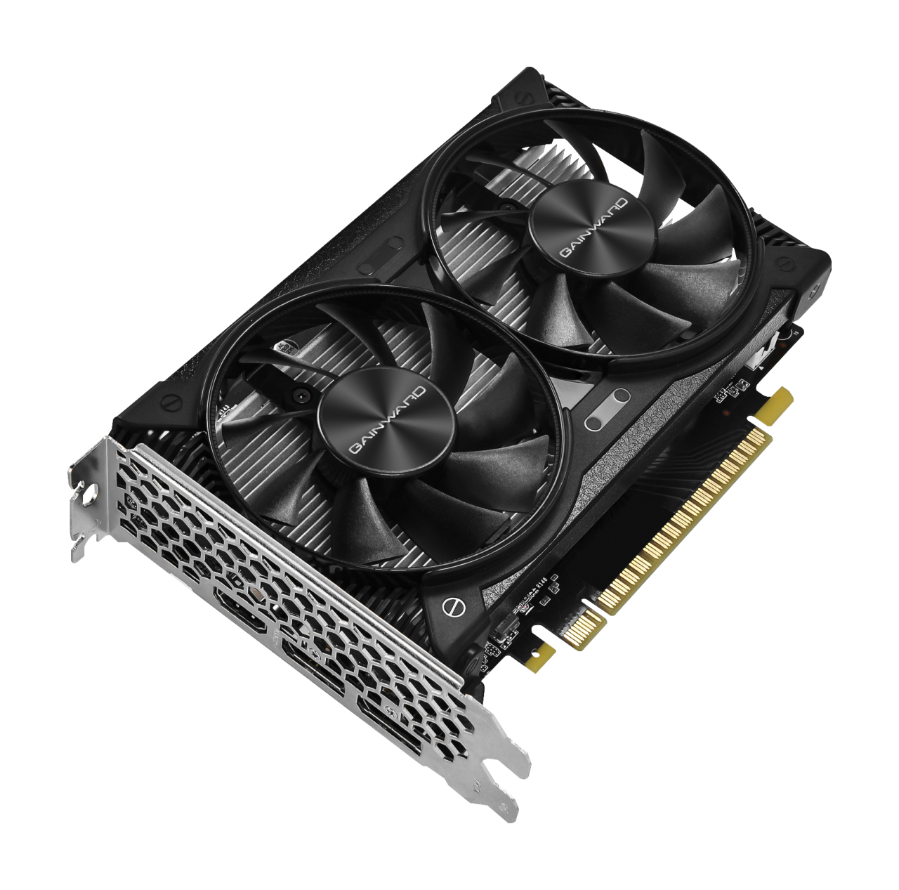 Gainward 471056224-1785 - GeForce GTX 1650 - 4 GB - GDDR6 - 128 Bit - 7680 x 4320 Pixel - PCI Express x16 3.0