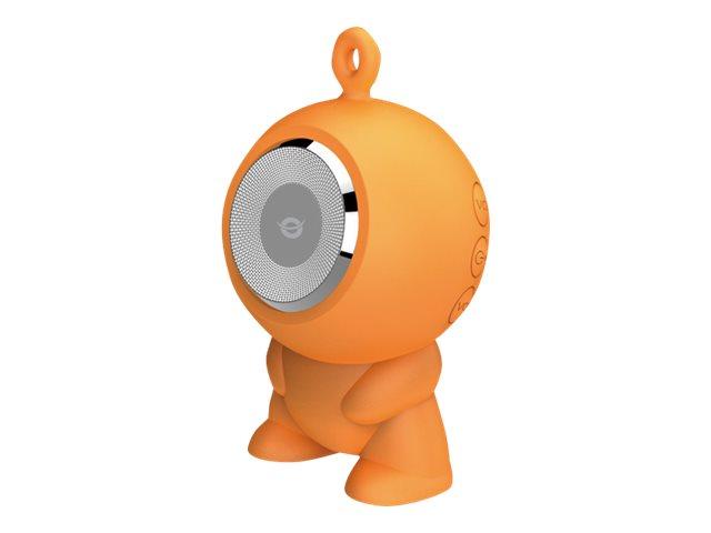 Conceptronic CSPKBTWPHFO - Lautsprecher - tragbar - orange