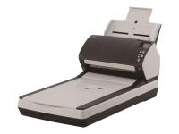 fi-7280 Flatbed & ADF scanner 600 x 600DPI A4 Schwarz - Weiß