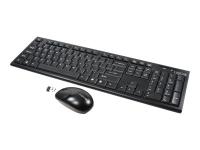 Combo Set with Autolink - Tastatur-und-Maus-Set - 2.4 GHz