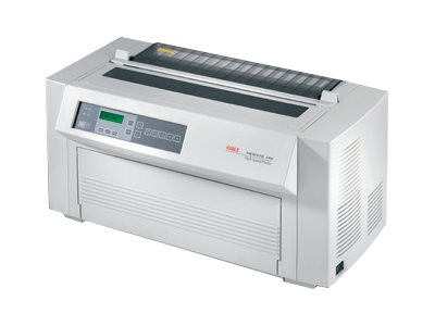 OKI Microline 4410 - Drucker - monochrom - Punktmatrix - Super A3/B, Tabloid Extra (305 x 457 mm)