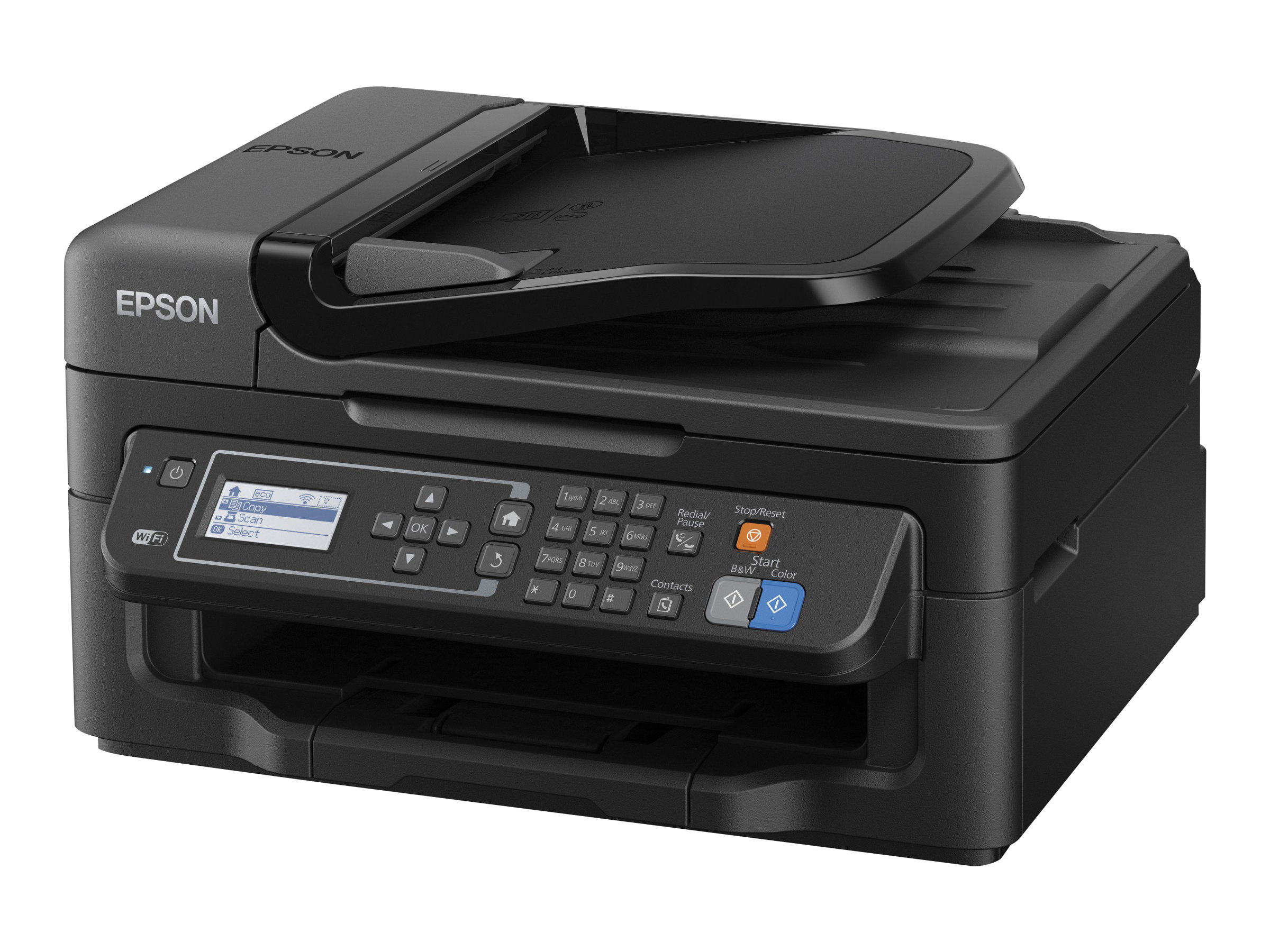Epson WorkForce WF-2630WF - Multifunktionsdrucker - Farbe - Tintenstrahl - A4/Legal (Medien)