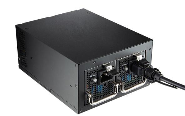 FSP Fortron Twins PRO 500W - 500 W - 100 - 240 V - 50/60 Hz - 8-4 A - Aktiv - 90%