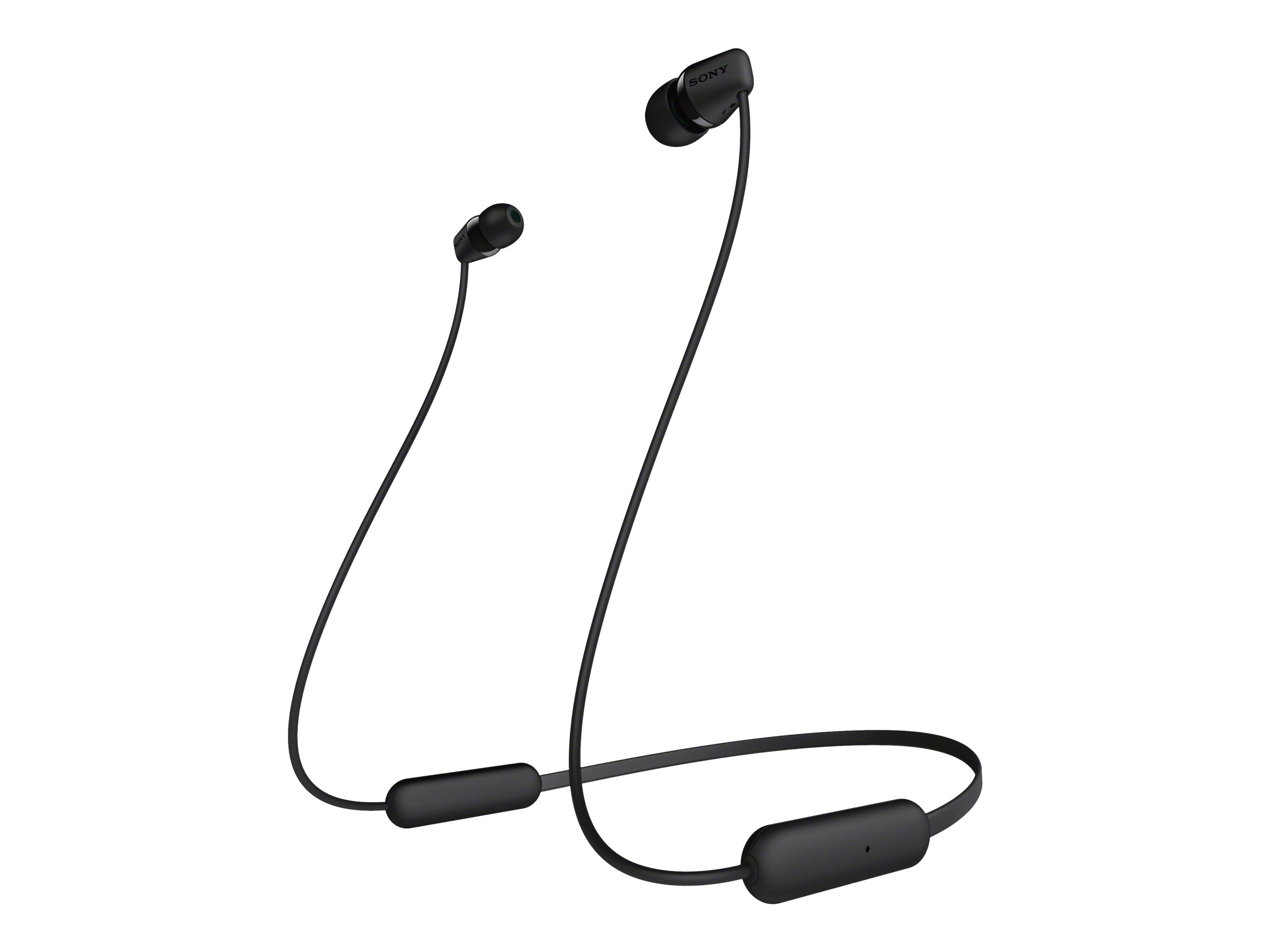 Sony WI-C200 - Ohrh?rer mit Mikrofon - im Ohr