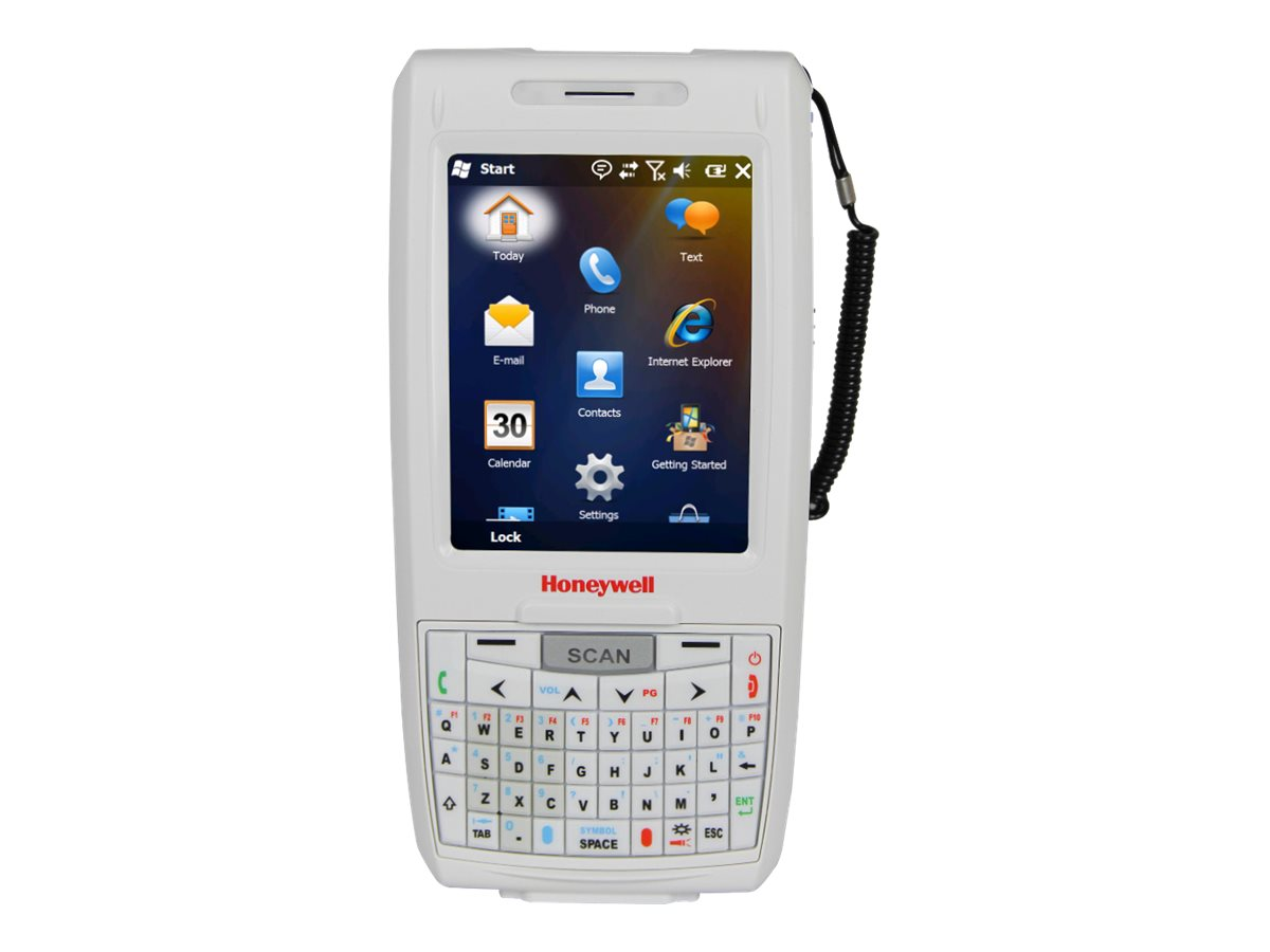 "HONEYWELL Dolphin 7800hc - Datenerfassungsterminal - Win Embedded Handheld 6.5 - 8.9 cm (3.5"")"