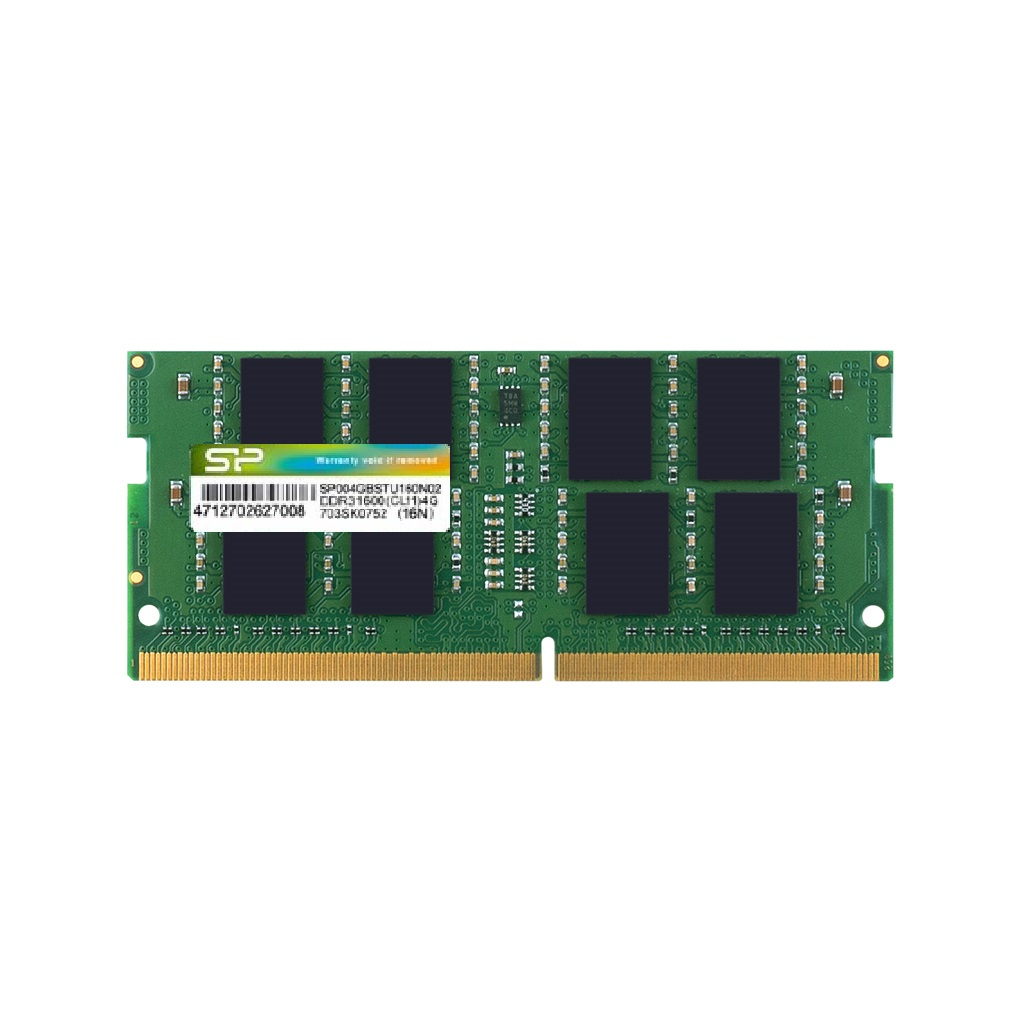 Silicon Power DDR4 - 16 GB - SO DIMM 260-PIN