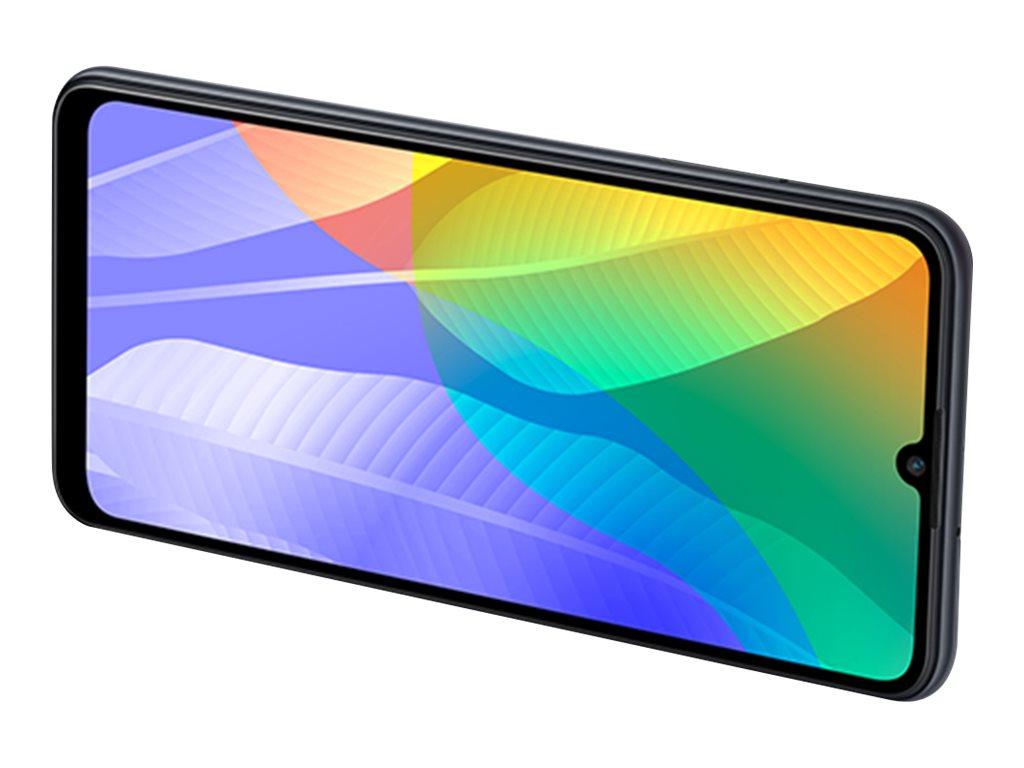 "Huawei Y6p - Smartphone - Dual-SIM - 4G LTE - 64 GB - microSDXC slot - GSM - 6.3"" - 1600 x 720 Pixel (295 ppi (Pixel pro Zoll))"