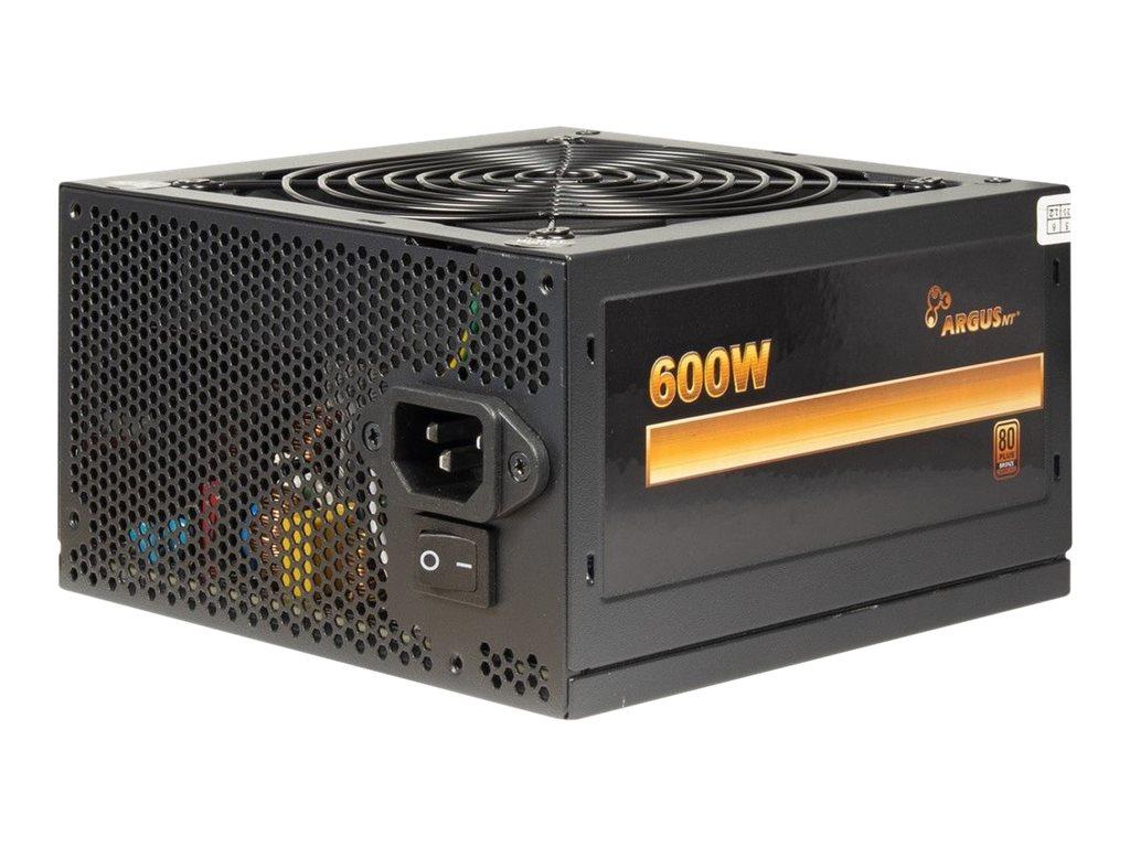 Inter-Tech Argus BPS-600 - Netzteil (intern) - ATX12V 2.4