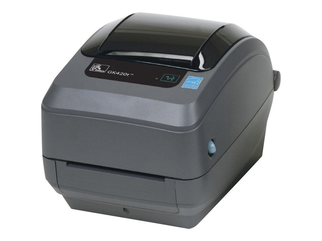 Zebra GK Series GK420t - Etikettendrucker