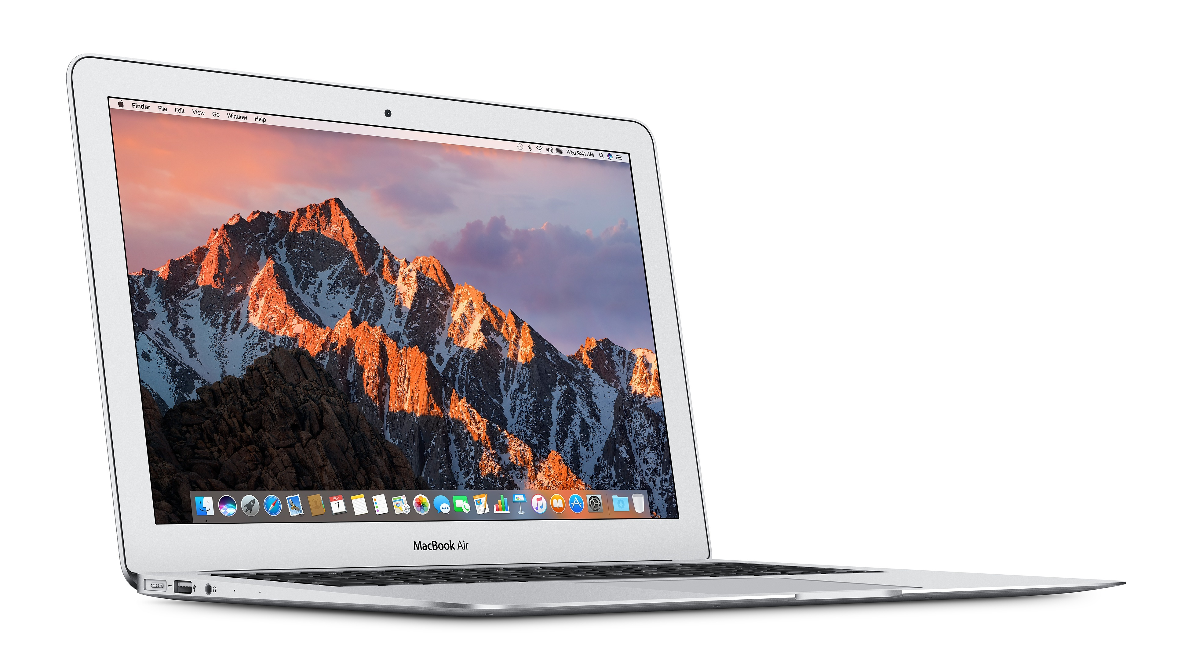 "Apple MACBOOK AIR - 13,3"" Notebook - Core i5 1,8 GHz 33,8 cm"