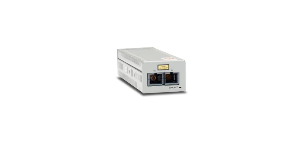 Allied Telesis AT DMC100 - Medienkonverter - Fast Ethernet