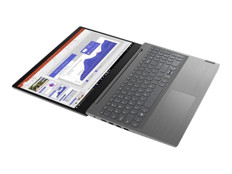 """Lenovo V15-IIL 82C5 - Core i5 1035G1 / 1 GHz - Win 10 Pro 64-Bit - 8 GB RAM - 256 GB SSD NVMe - 39.6 cm (15.6"""")"""
