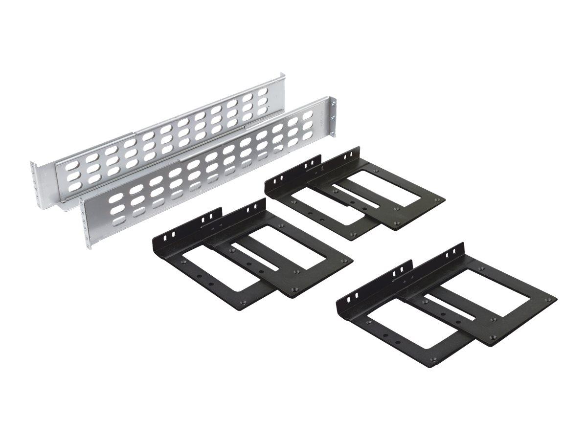 APC Rack-Schienen-Kit - Grau